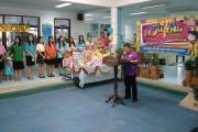 งานวันเด็กแห่งชาติ ศูนย์พัฒนาเด็กเล็กและโรงเรียนเทศบาลตำบลหนองม่วง